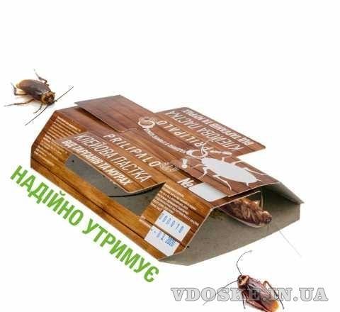 """Средство от тараканов """"Клеевая ловушка """"PRILIPALO"""" (5)"""