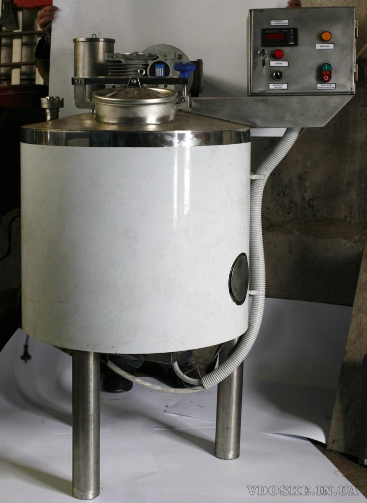 Котел для производства шоколадной глазури (3)