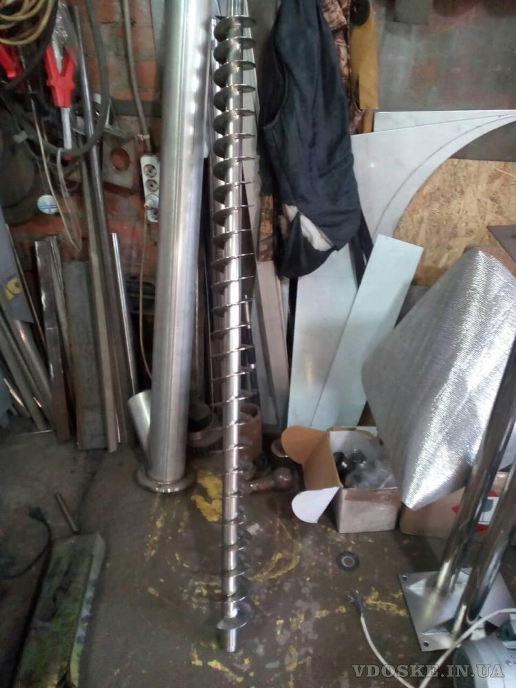 Смеситель для перемешивания сыпучих материалов (4)