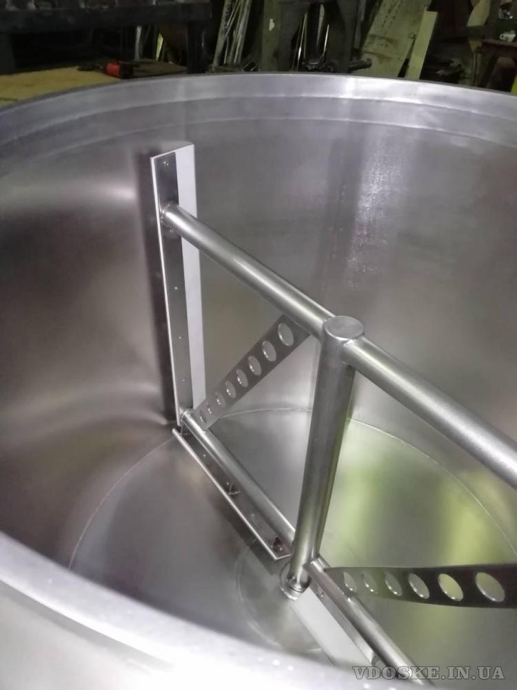Смеситель-измельчитель для однородного смешивания сыпучих с жидкими компонентами (3)