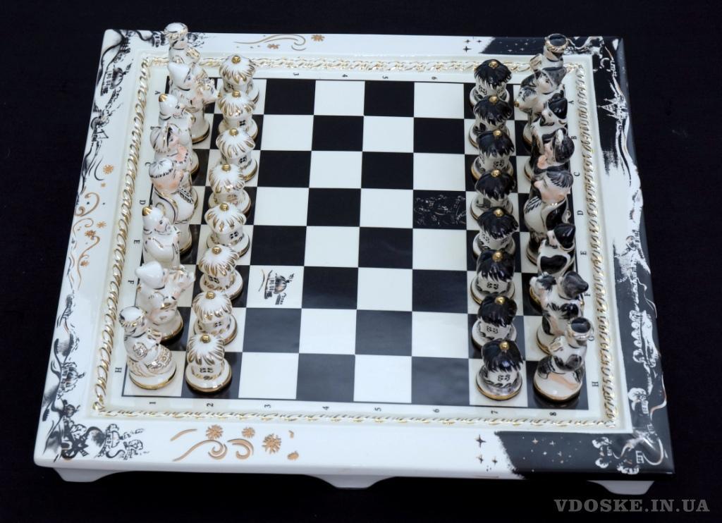 Предлагаю шахматы для подарка. (6)