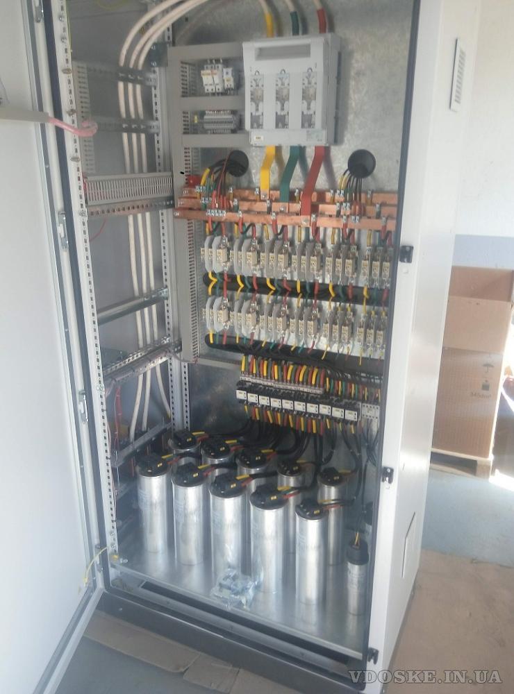 Изготовление щитового оборудования (2)