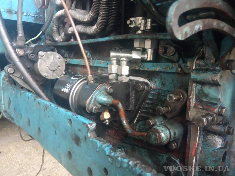 Фильтр Т40 нового образца вместо центрифуги (5)