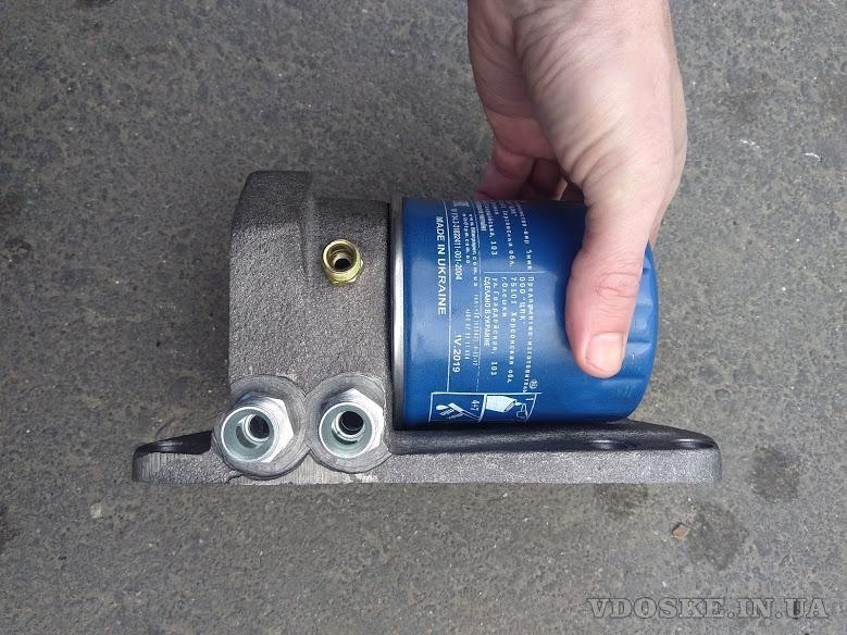 Фильтр Т40 нового образца вместо центрифуги (3)