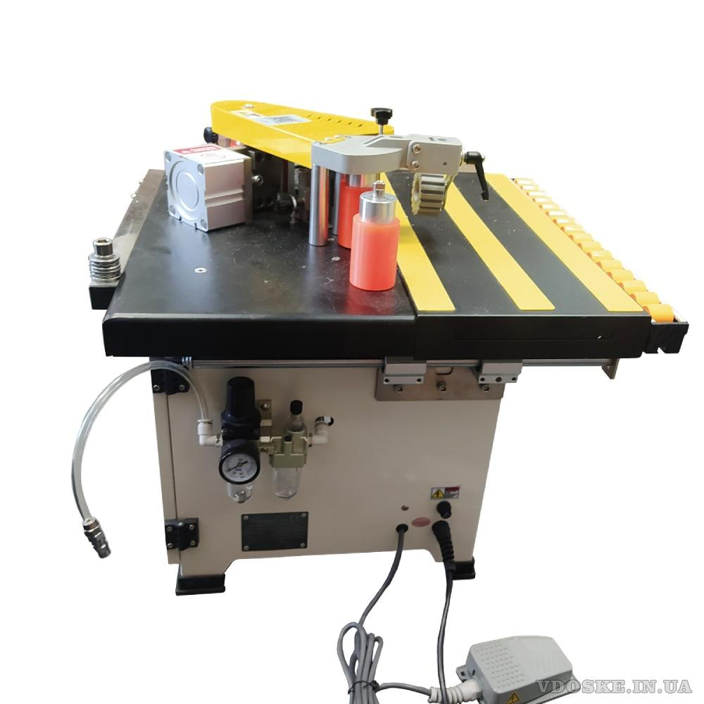 Кромкооблицовочный станок для криволинейных деталей WT-22 по Супер цене (5)
