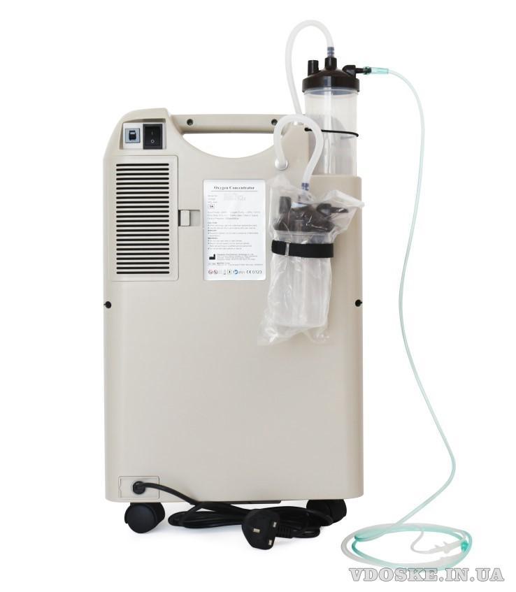 Кисневий концентратор на 10 літрів та кисневий концентратор на 5 літрів (5)