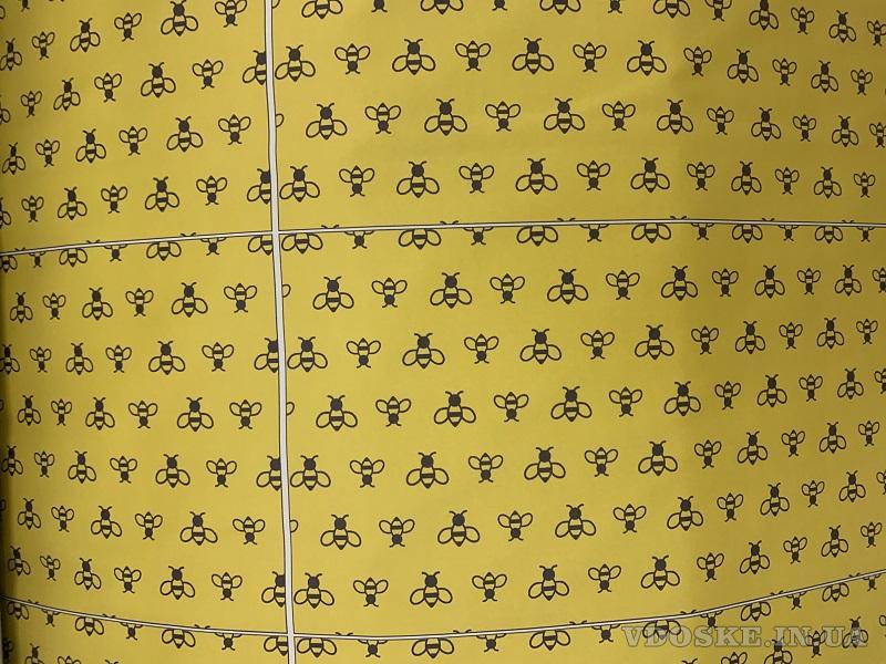 Нанесение узоров и рисунков на ткань методом сублимации красителя (3)