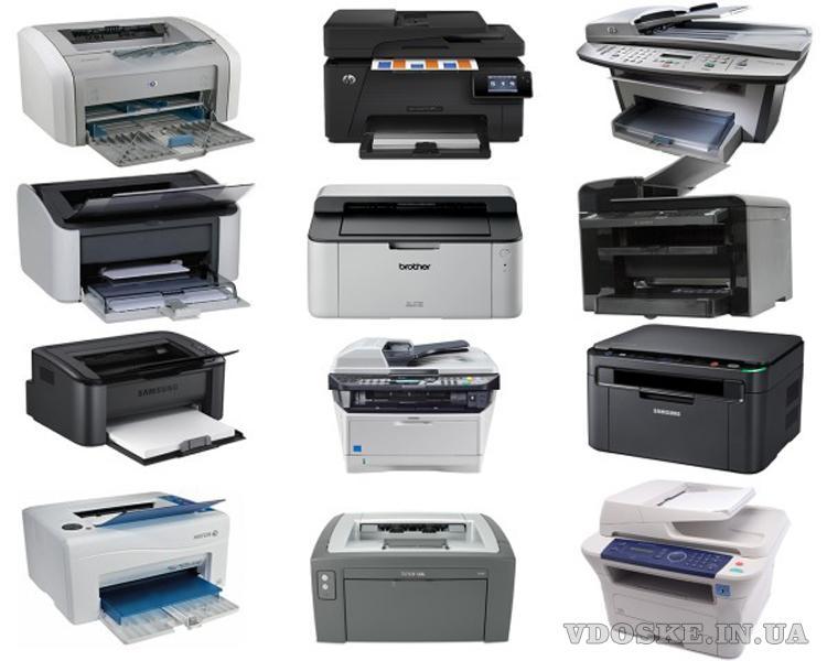 Ремонт принтера в Виннице (2)