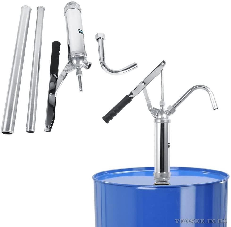 Насосы для перекачки масла ручные, электрические, пневматические, для бочек. (2)