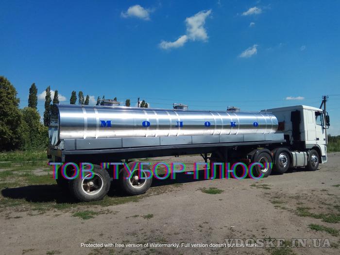 Виробництво автоцистерн, водовозів, рибовоз, молоковозів і ін. Асенізаторні машини, обслуговування (3)