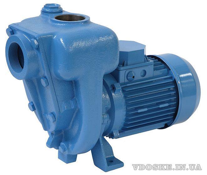 Насос для перекачки дизельного топлива 500л./мин. 1 тонна - 2мин. (2)