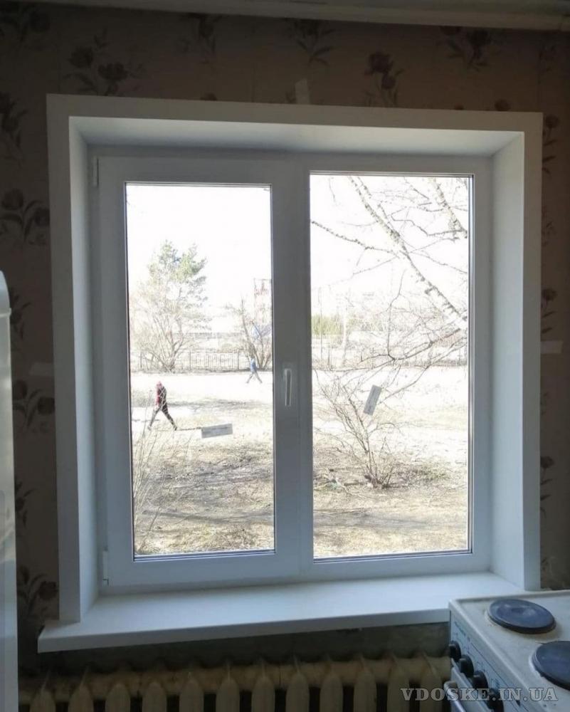 Металлопластиковые окна. Кривой Рог. (4)