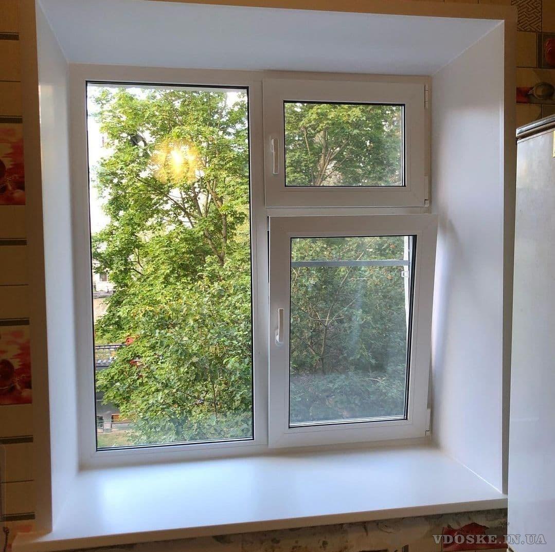 Металлопластиковые окна. Кривой Рог. (5)