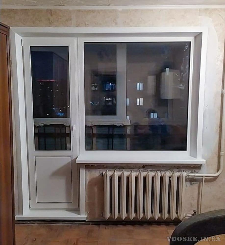 Металлопластиковые окна. Кривой Рог. (6)