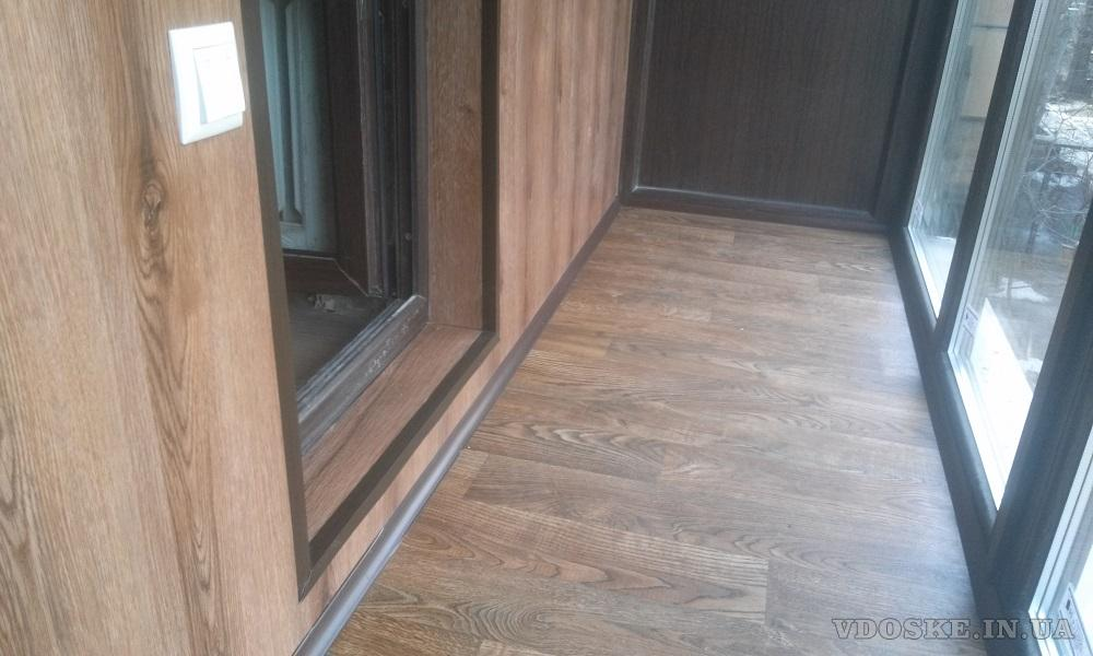Балконы под ключ. Кривой Рог. (2)