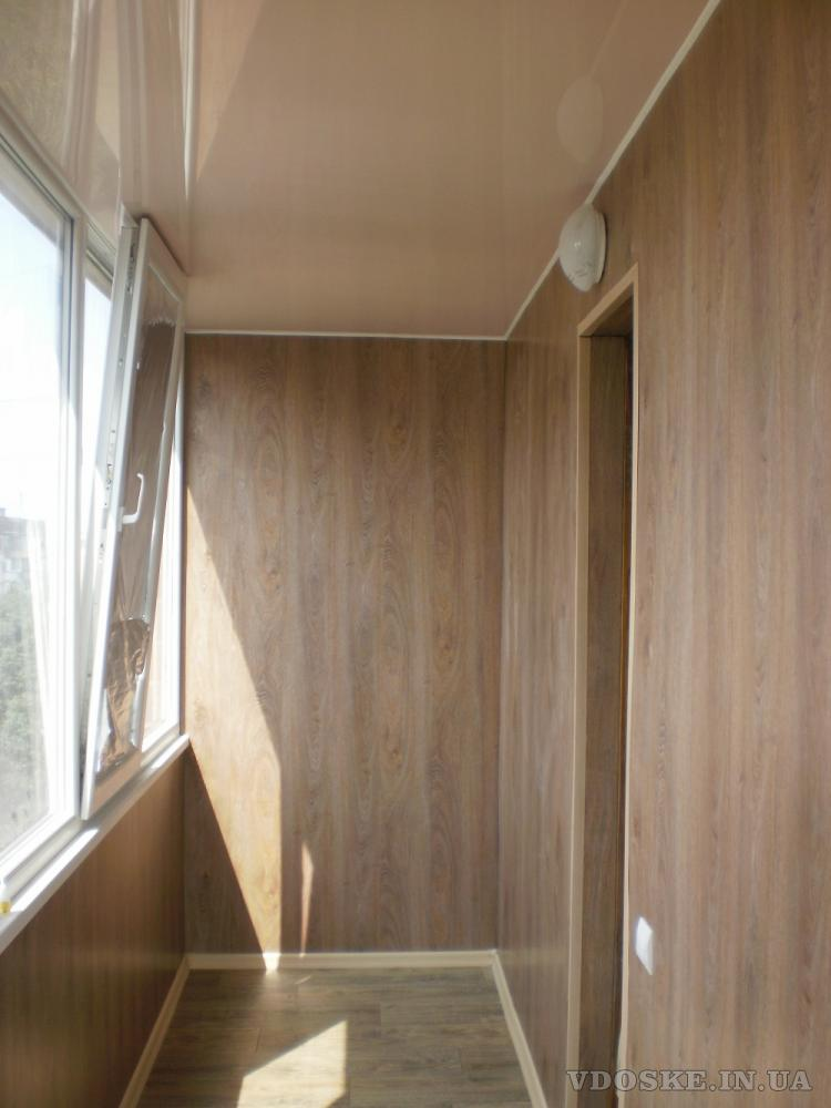 Балконы под ключ. Кривой Рог. (4)