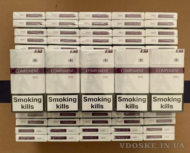Продам сигареты популярных торговых маркок (5)