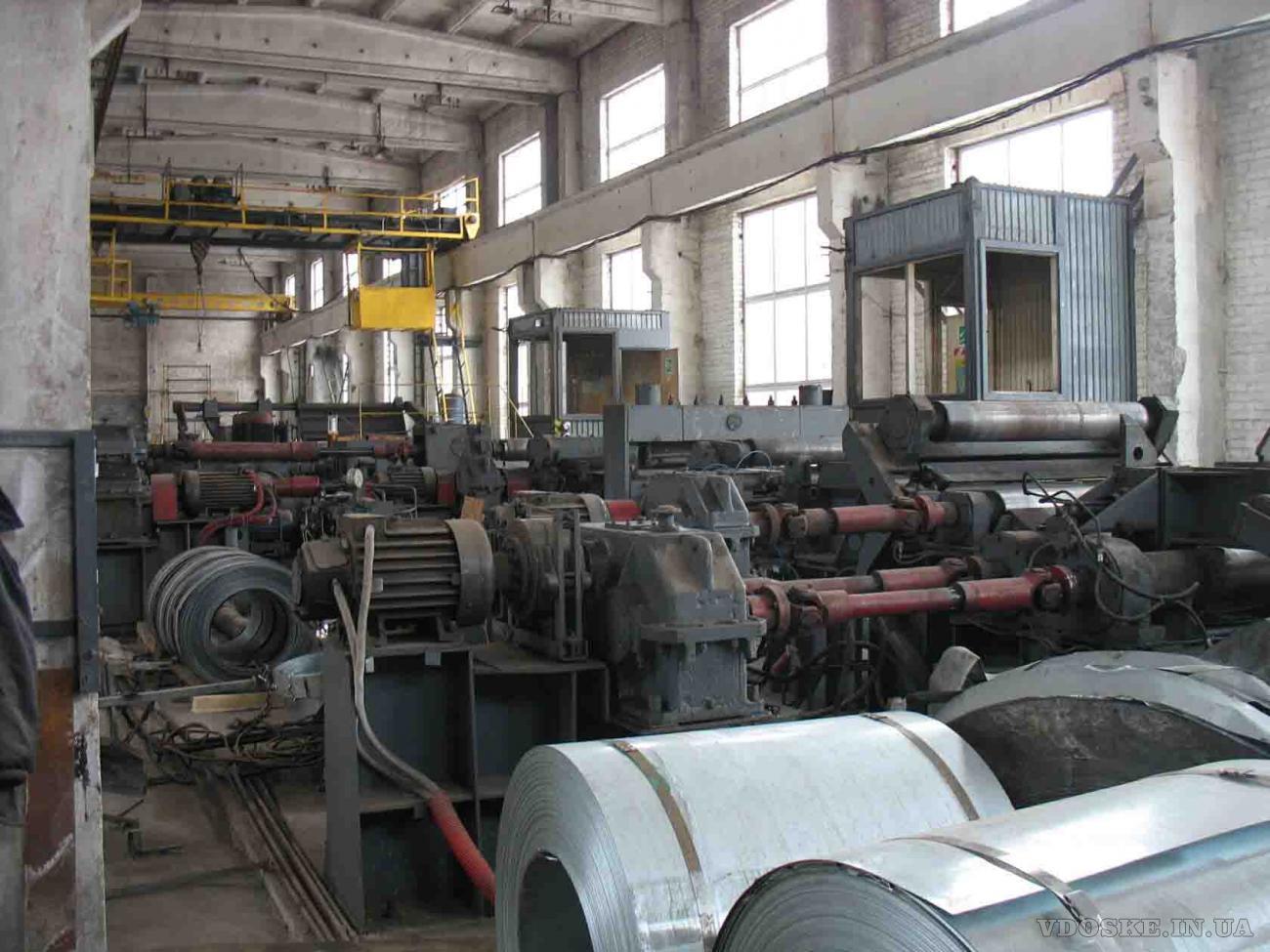 Агрегат продольной резки металла АПР б/у (5)