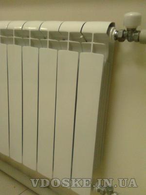 #Отопление установка котлов радиаторов,монтаж полов. (5)