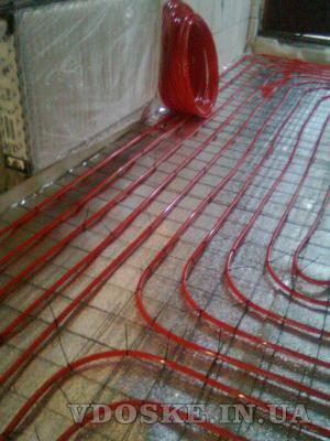 #Монтаж систем отопления.Отопление под Ключ.Замена отопления (5)