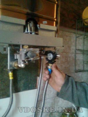 #Ремонт Газовых Котлов, Колонок - Ремонт и обслуживание в Черкассах. (4)