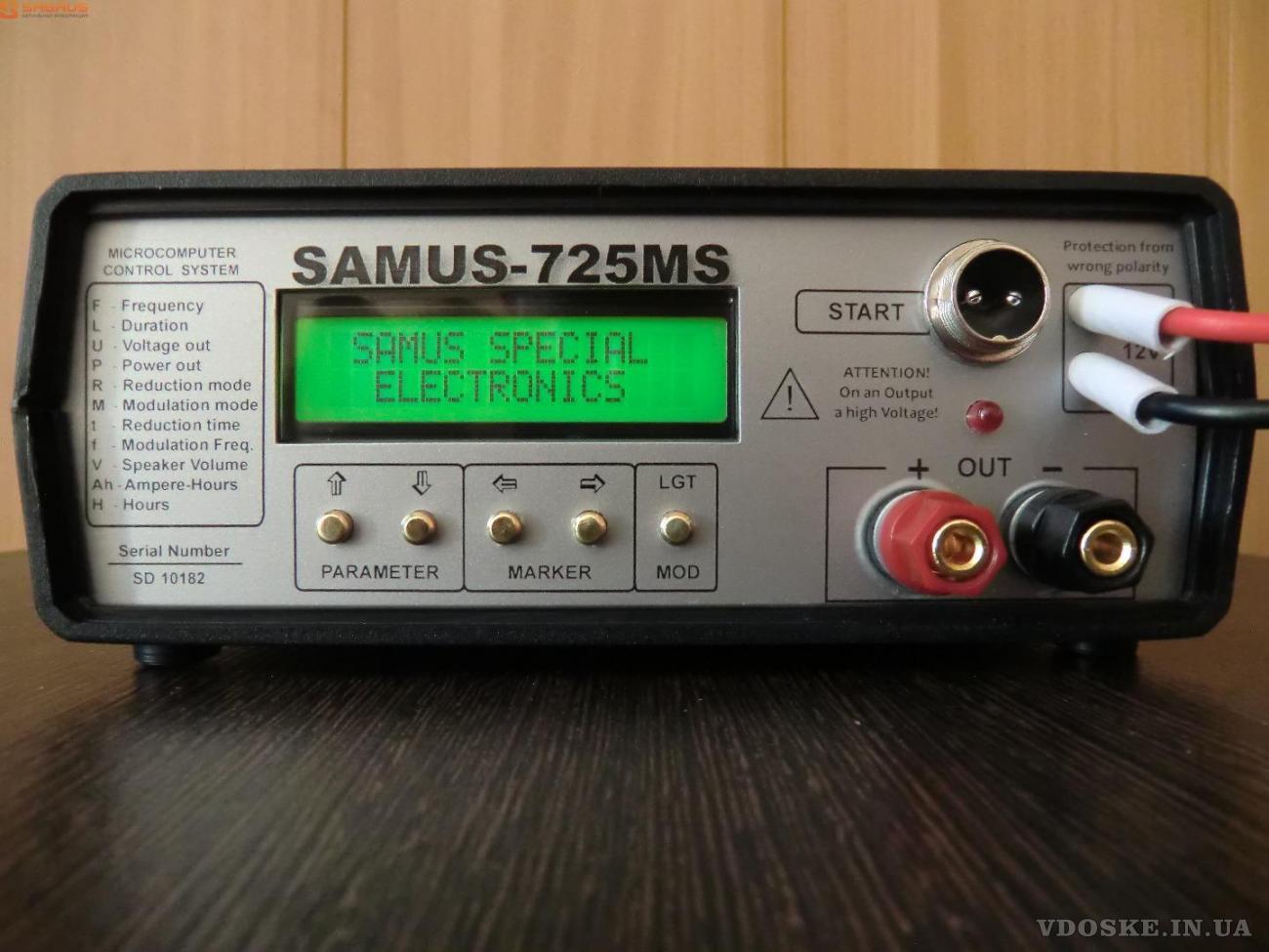 САМУС   SAMUS 1000     SAMUS 725 MS (3)