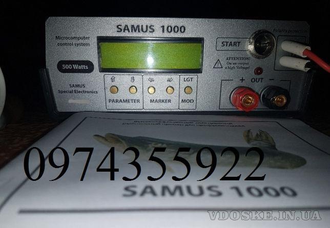 Приборы для ловли рыбы Samus 1000, Rich AC 5m, Rich P 2000 (2)