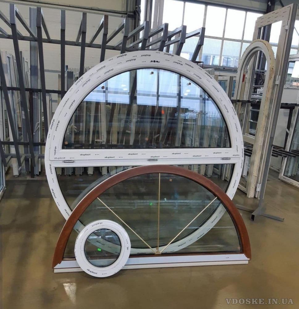 Нестандартные окна Кривой Рог. (4)