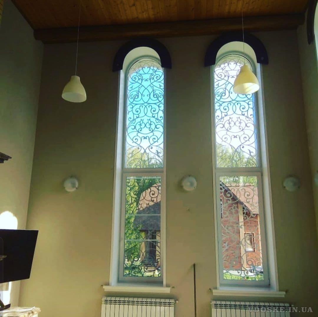 Нестандартные окна Кривой Рог. (2)