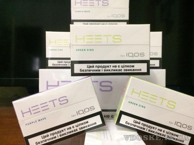 Продам Стики Heets и Heets Dimension Fiit Marlboro для GLO и GLO Hyper (2)