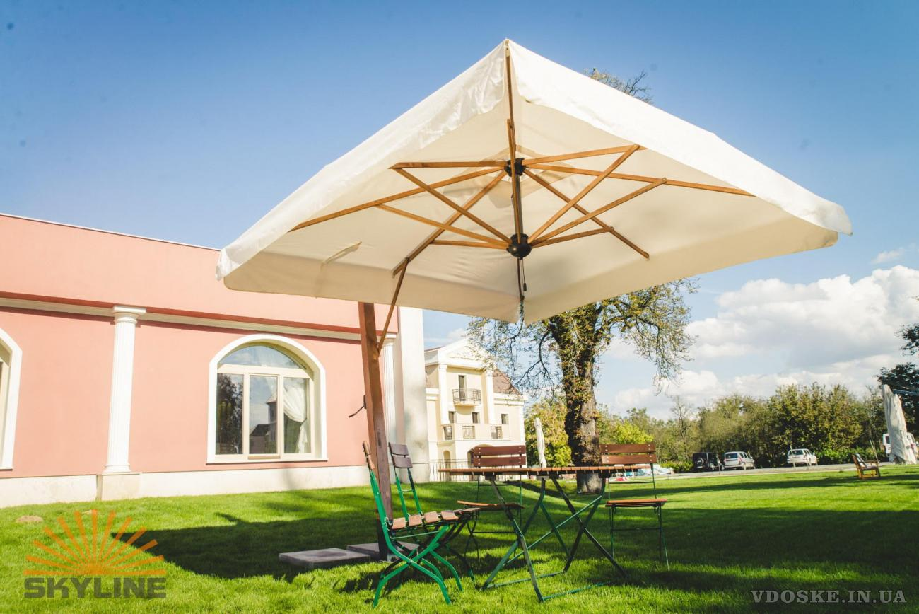 Зонты для дачи, сада,кафе, ресторанов Scolaro, Италия (2)