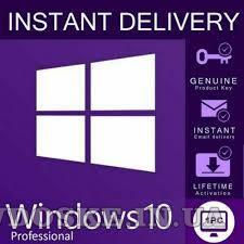 Лицензионные ключи Windows 7, 8, 10 (PRO, Номе) (3)