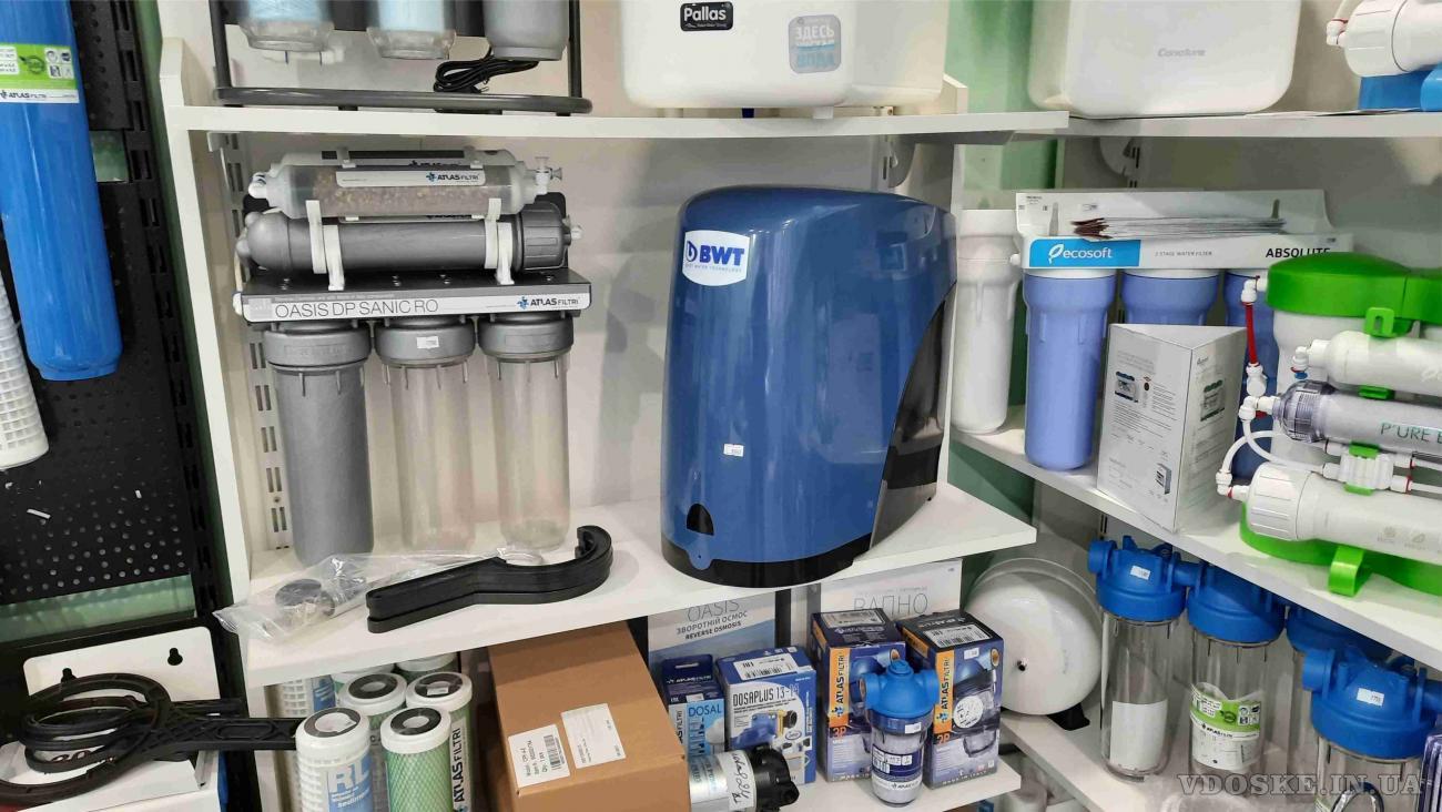 Фильтры для воды (2)