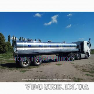 Виробник молоковозів, автоцистерн, водовозів, рибовоз. Асенізаторні машини. Обслуговування та ремонт (6)