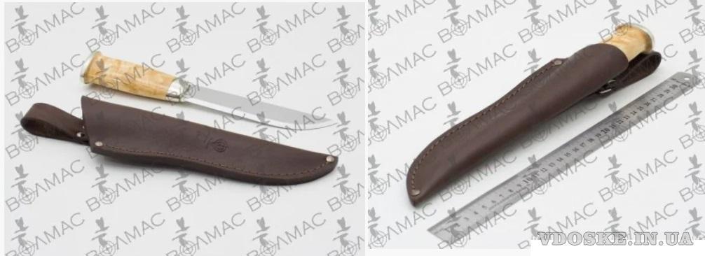 Чехол для ножа №9 кожаный черный 3,5/16 см (2)