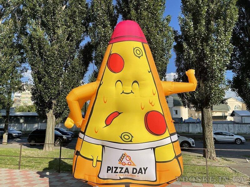 Надувная реклама пицца (3)