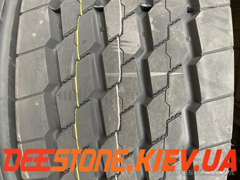Предлагаем купить грузовые шины 385/65 R22.5 Deestone  SW415 160/158 18PR (Таиланд) прицепная (2)