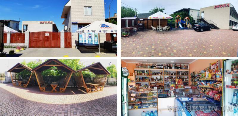 Отель Виона, отдых с детьми на Азовском море (3)
