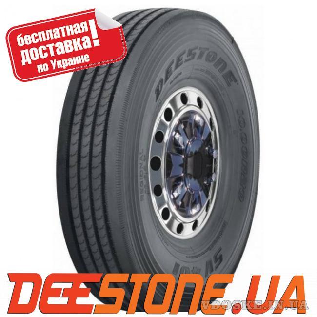 Купить Грузовые шины DEESTONE 295/80/22.5 (Таиланд) в Украине   SS431   SS433   SV401 (2)