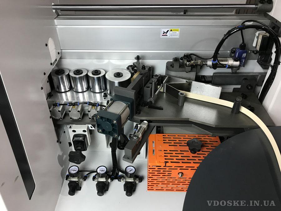 Недорогой кромкооблицовочный станок промышленного класса WDMAX WD-323 - 23 м/мин (2)