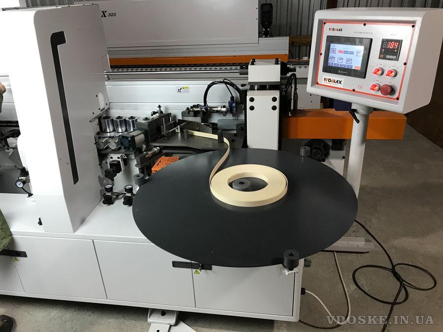 Недорогой кромкооблицовочный станок промышленного класса WDMAX WD-323 - 23 м/мин (3)