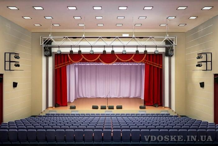Оборудование театральное для зрительных залов (5)