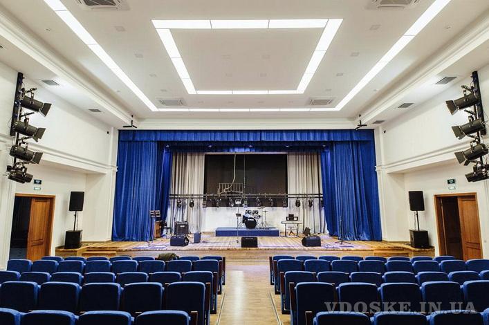 Оборудование театральное для зрительных залов (4)