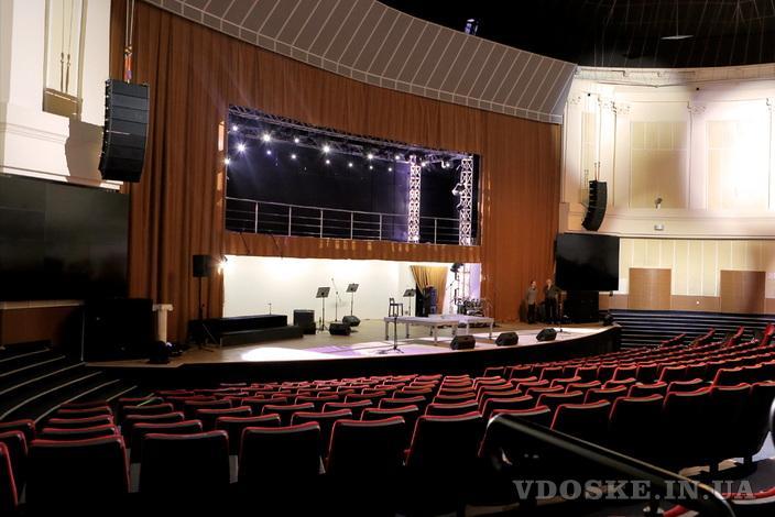 Оборудование театральное для зрительных залов (2)