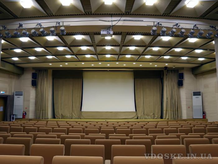 Отделочные работы и оформление зрительных залов (5)