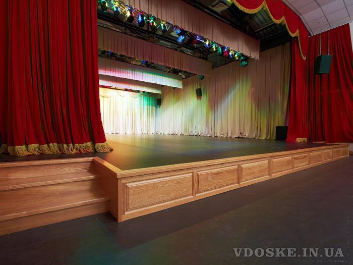 Отделочные работы и оформление зрительных залов (2)