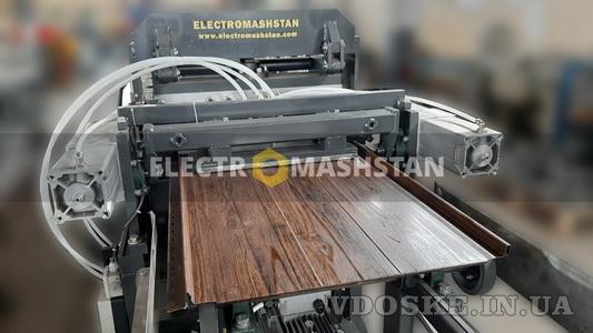 Автоматизована лінія виробництва фальцевих картин для фасаду та даху (2)