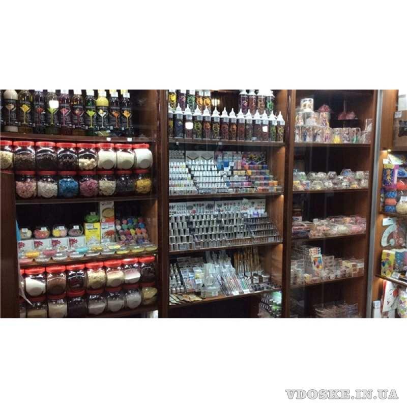 Продавец в маrазин товаров для выпечки (2)