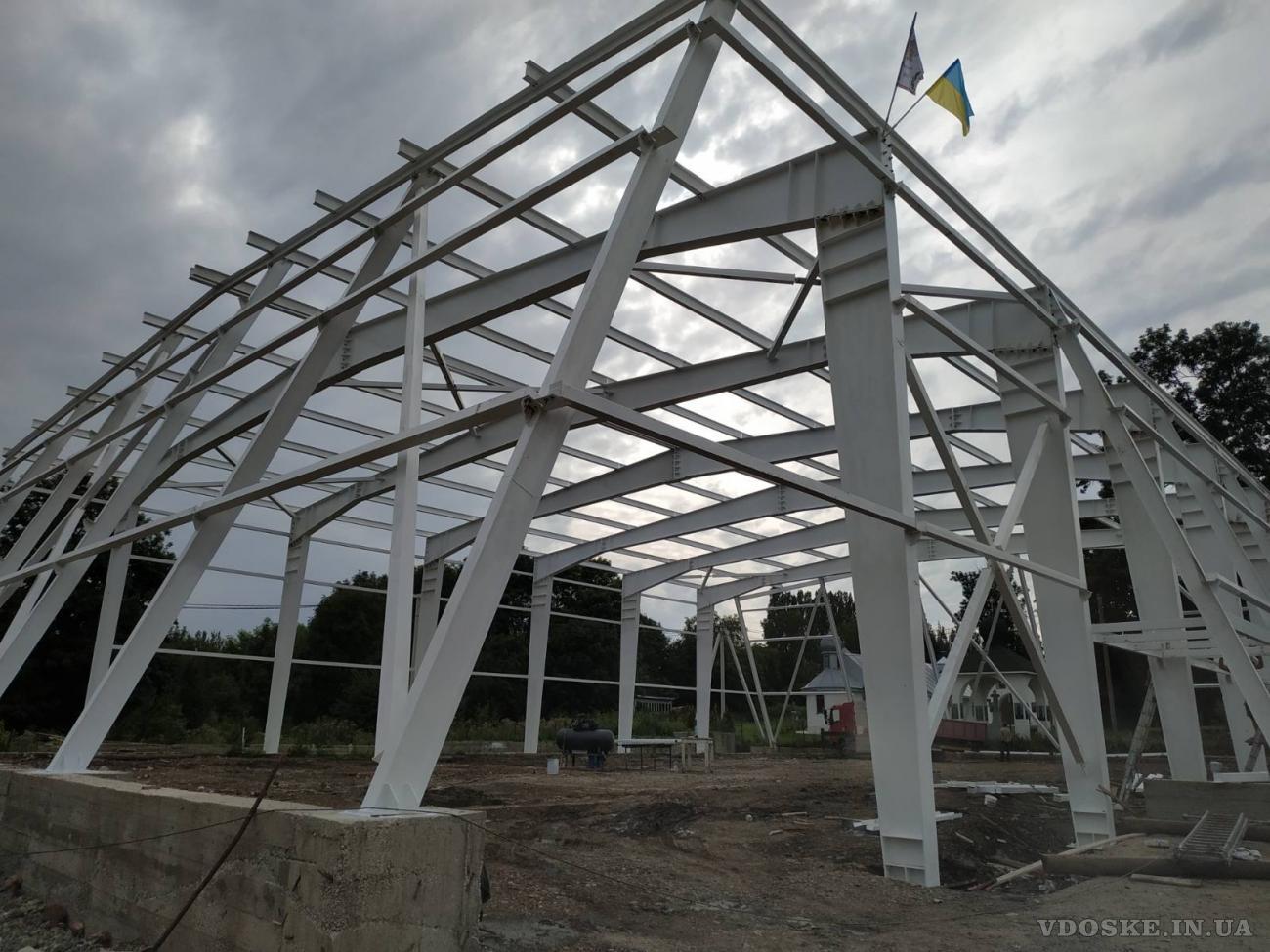 Металоконструкції, Виготовлення, Монтаж ТОВ СтальБудМонтаж (2)