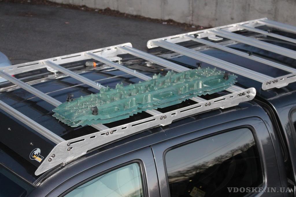 алюминиевый багажник платформа (4)